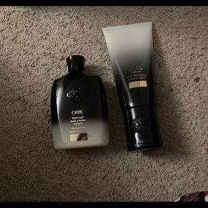 ORIBE Shampoo and conditioner Gold Lust BNOBO